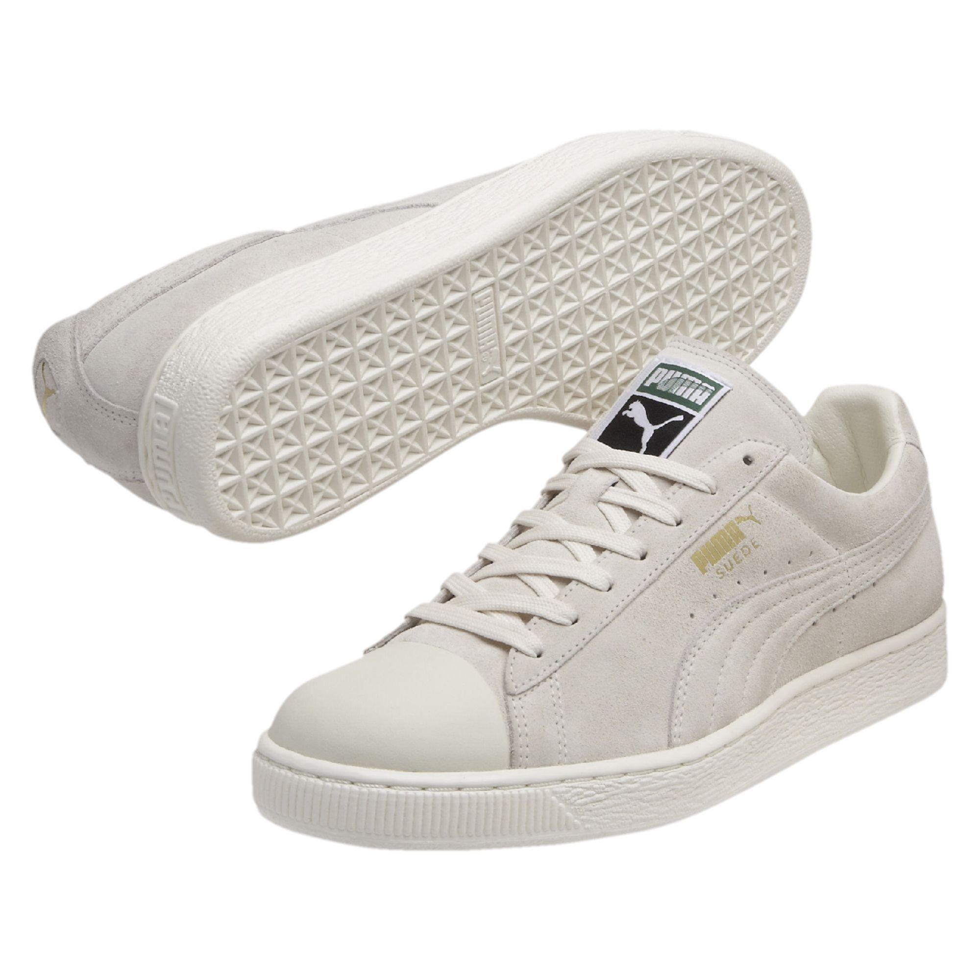 puma suede rubber toe sneaker schuhe sneakers sport classics unisex neu ebay. Black Bedroom Furniture Sets. Home Design Ideas