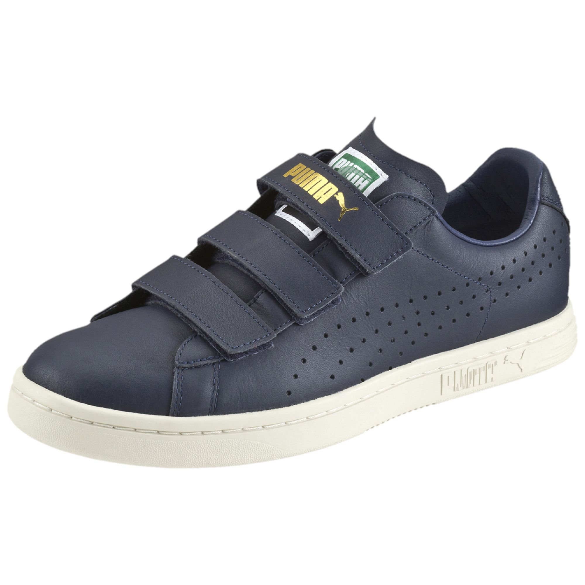 puma court star velcro sneaker schuhe tennis herren ebay. Black Bedroom Furniture Sets. Home Design Ideas