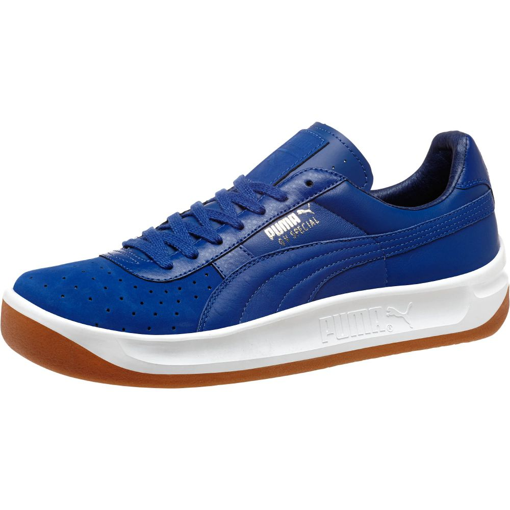Puma Shoes Blue And White
