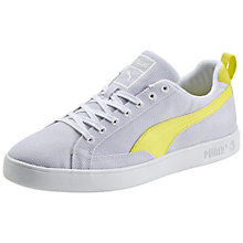 Match lite mesh trainers.
