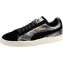 Suede Camo Men's Sneakers