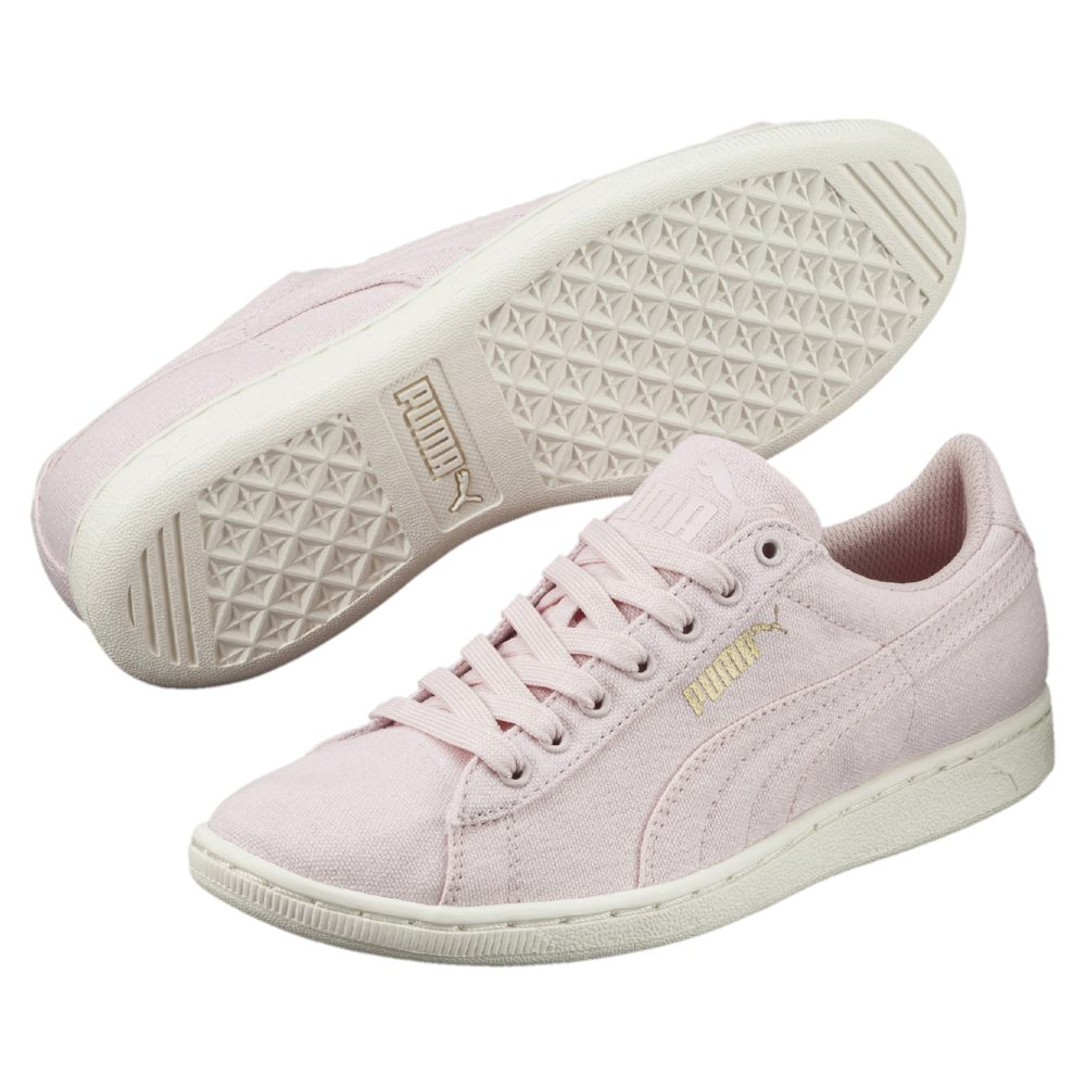 puma vikky canvas women 39 s sneakers ebay. Black Bedroom Furniture Sets. Home Design Ideas