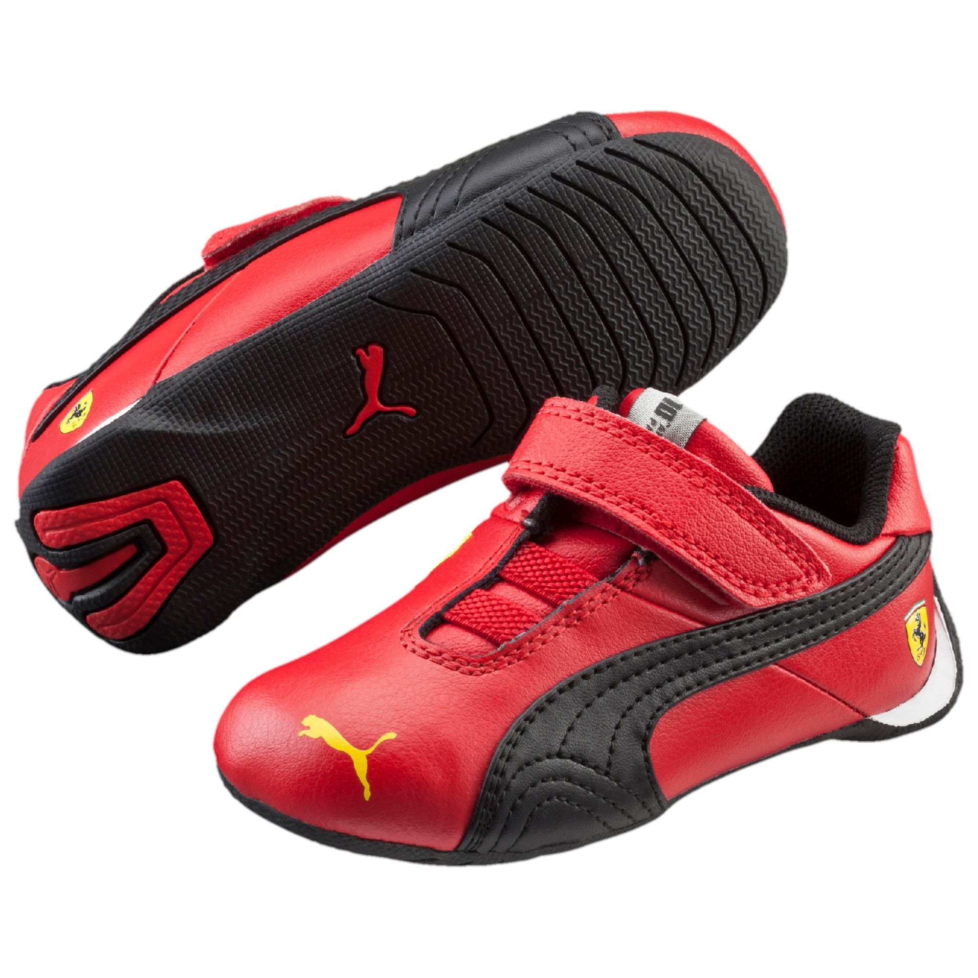 puma ferrari future cat leather 10 baby sneaker schuhe. Black Bedroom Furniture Sets. Home Design Ideas