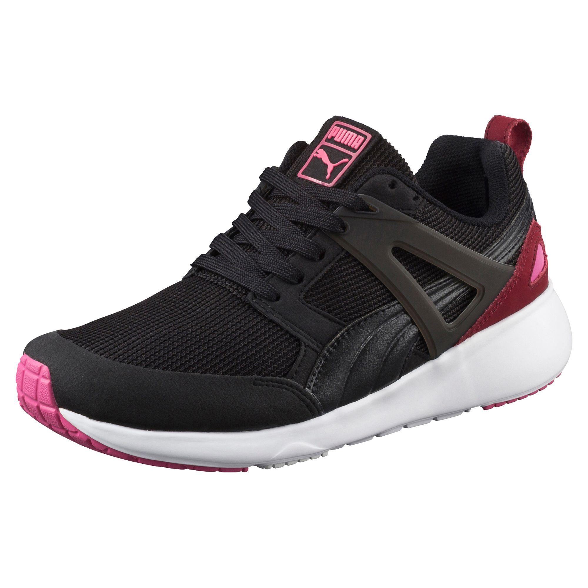 puma aril basic sports sneaker schuhe sneakers evolution. Black Bedroom Furniture Sets. Home Design Ideas