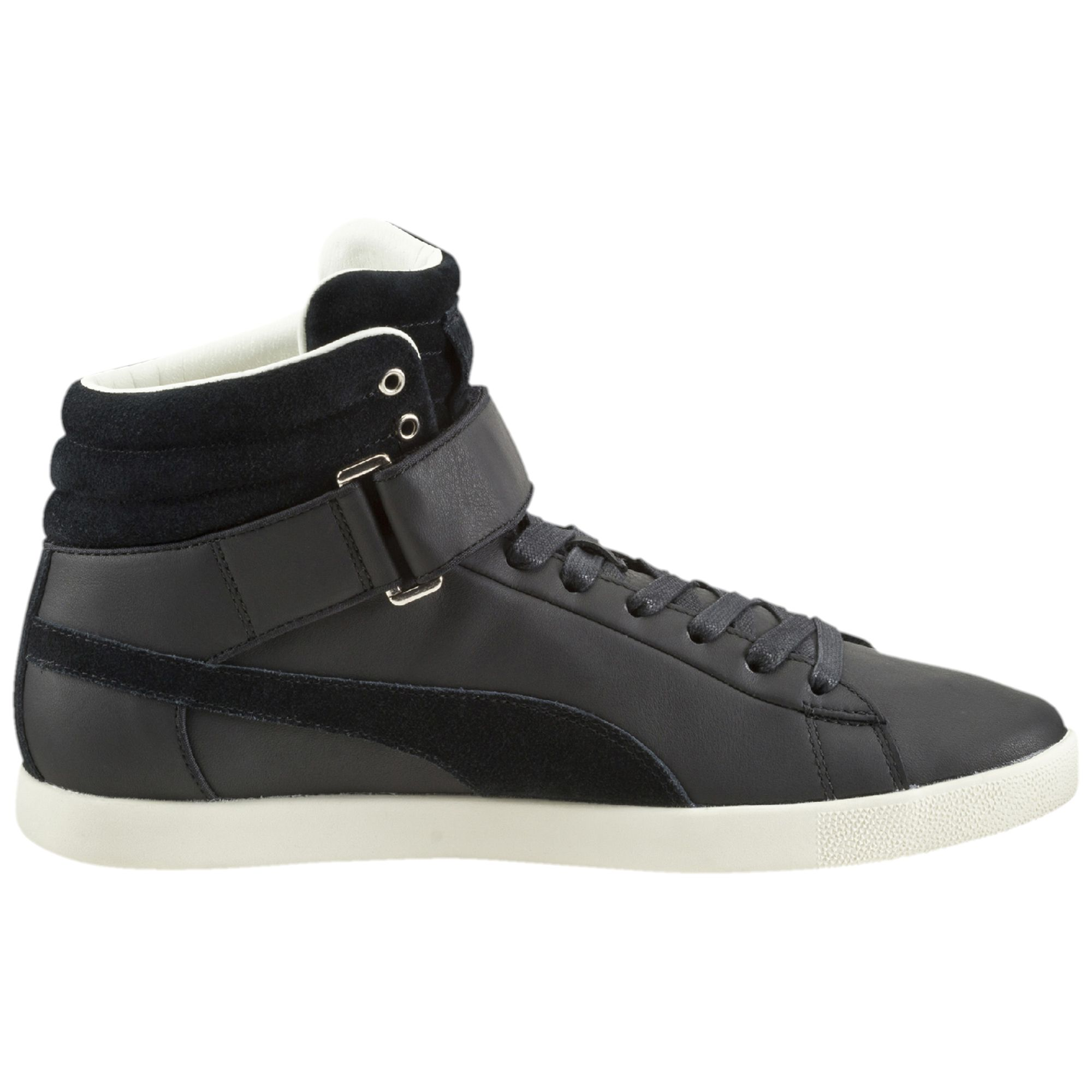 puma modern court high tops schuhe basketball herren ebay. Black Bedroom Furniture Sets. Home Design Ideas