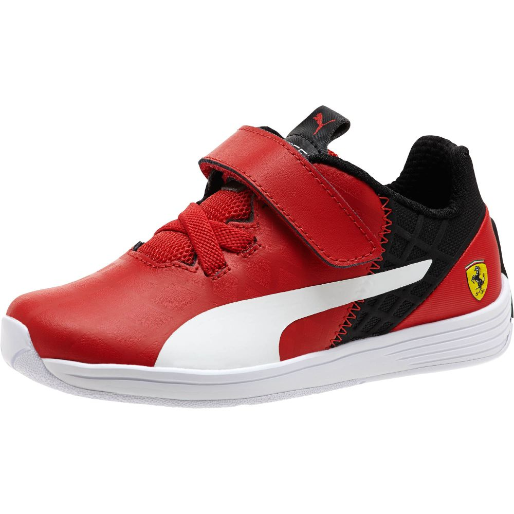 puma ferrari evospeed 1 4 kids shoes ebay. Black Bedroom Furniture Sets. Home Design Ideas