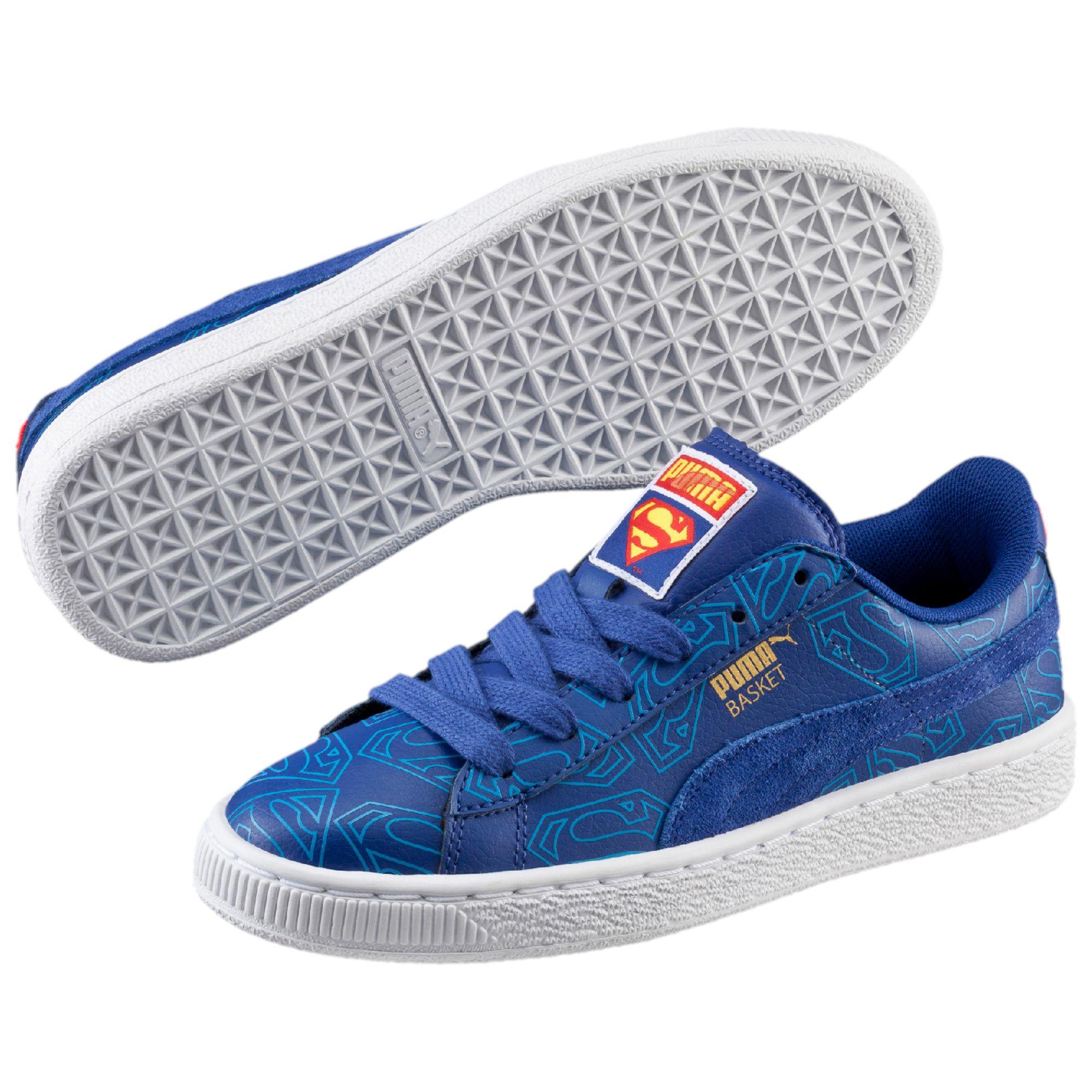 puma basket bambino scarpe