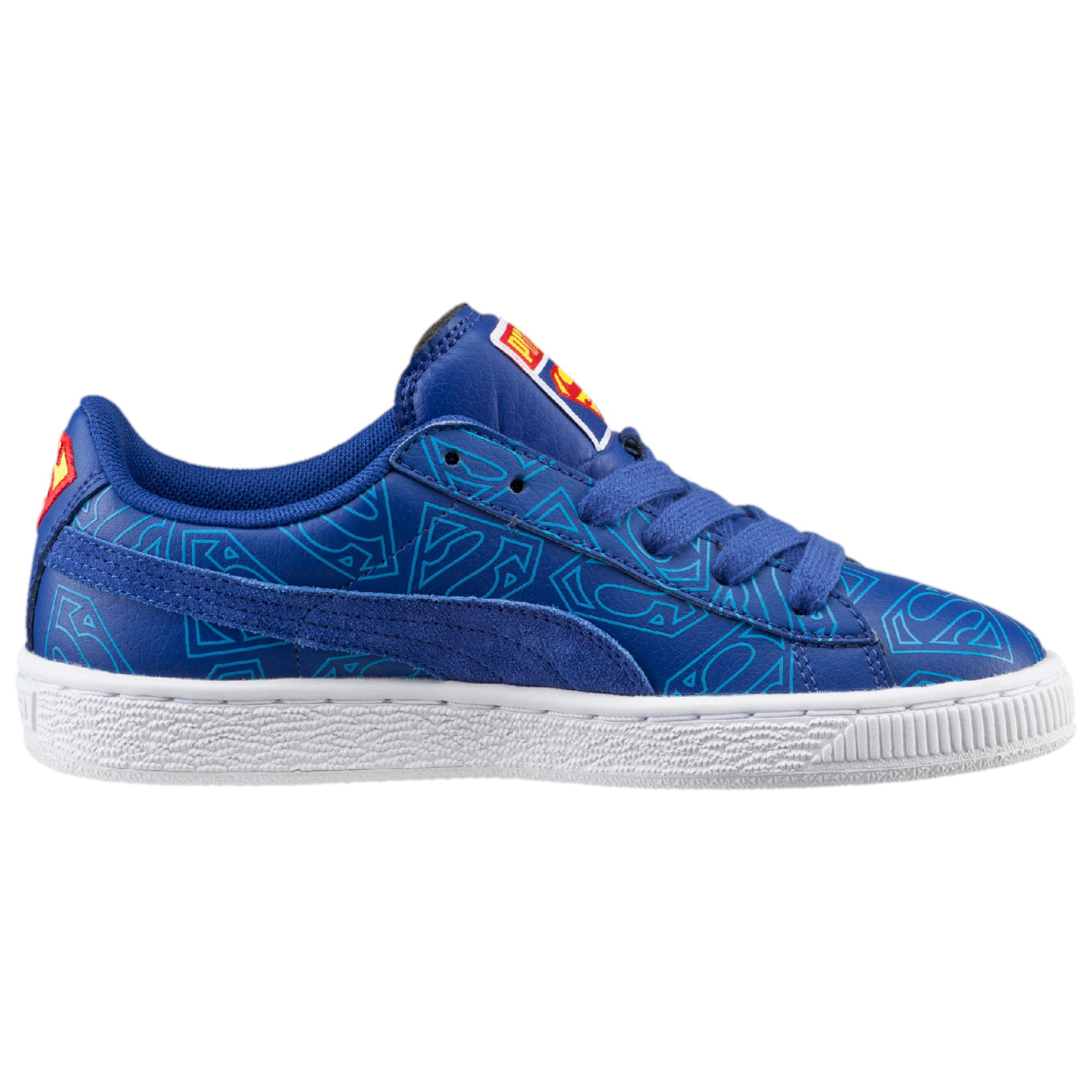 Dettagli su PUMA Sneaker Basket Superman Jr. Calzature Scarpe Bambini Unisex Nuovo