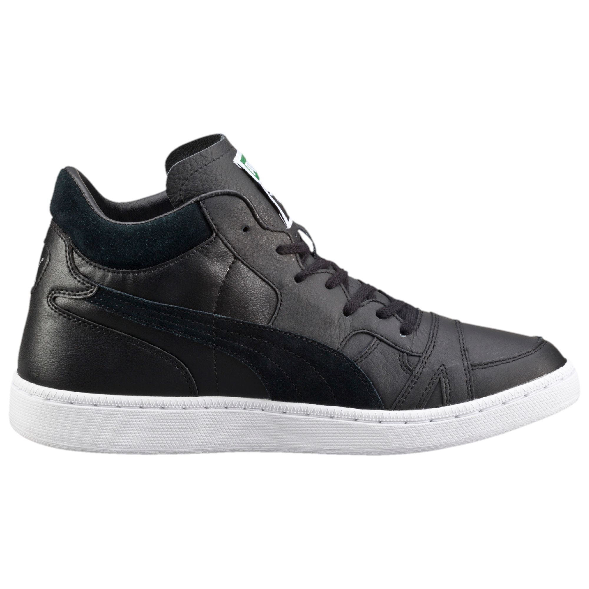 puma boris becker high tops schuhe turnschuhe. Black Bedroom Furniture Sets. Home Design Ideas