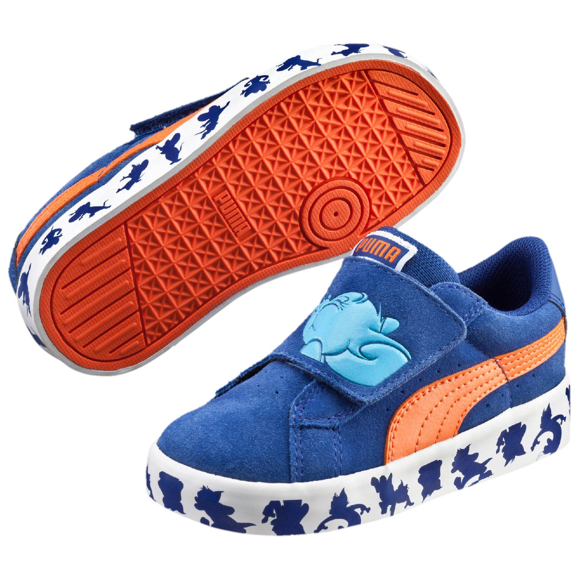 zapatos puma bebe