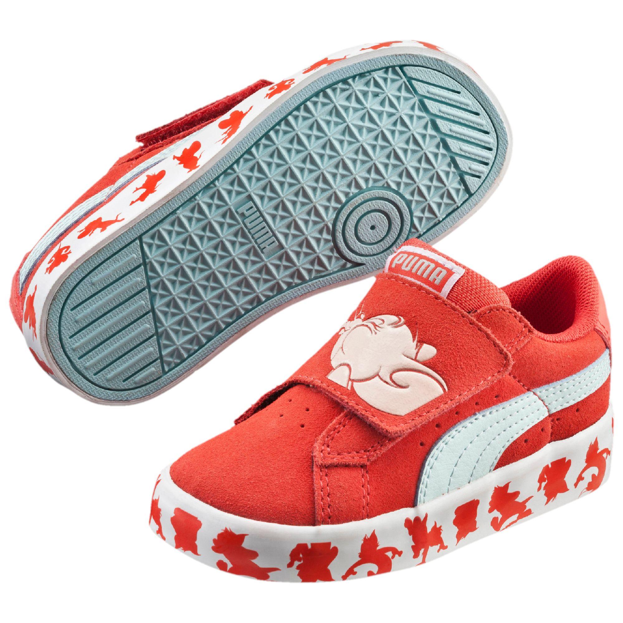 puma tom und jerry s vulc baby sneaker schuhe kinder. Black Bedroom Furniture Sets. Home Design Ideas
