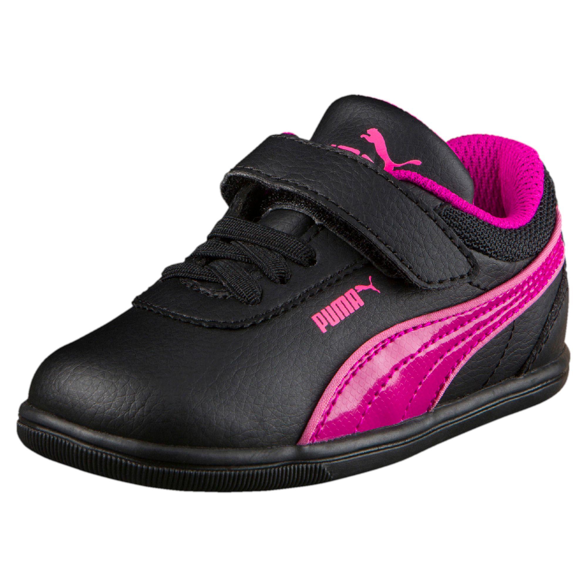 plus de photos 077e2 5dd33 Détails sur PUMA Basket Myndy 2 SL V pour fille Filles Chaussures Enfants  Neuf