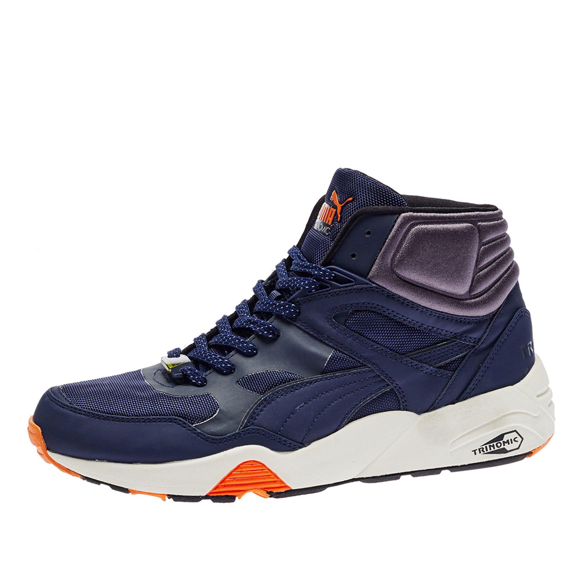 PUMA Trinomic R698 Winter High-Tops Schuhe Sneakers Sport ...