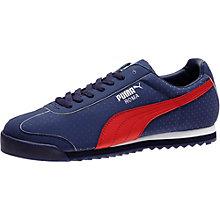 Roma Nubuck Perf Men's Sneakers