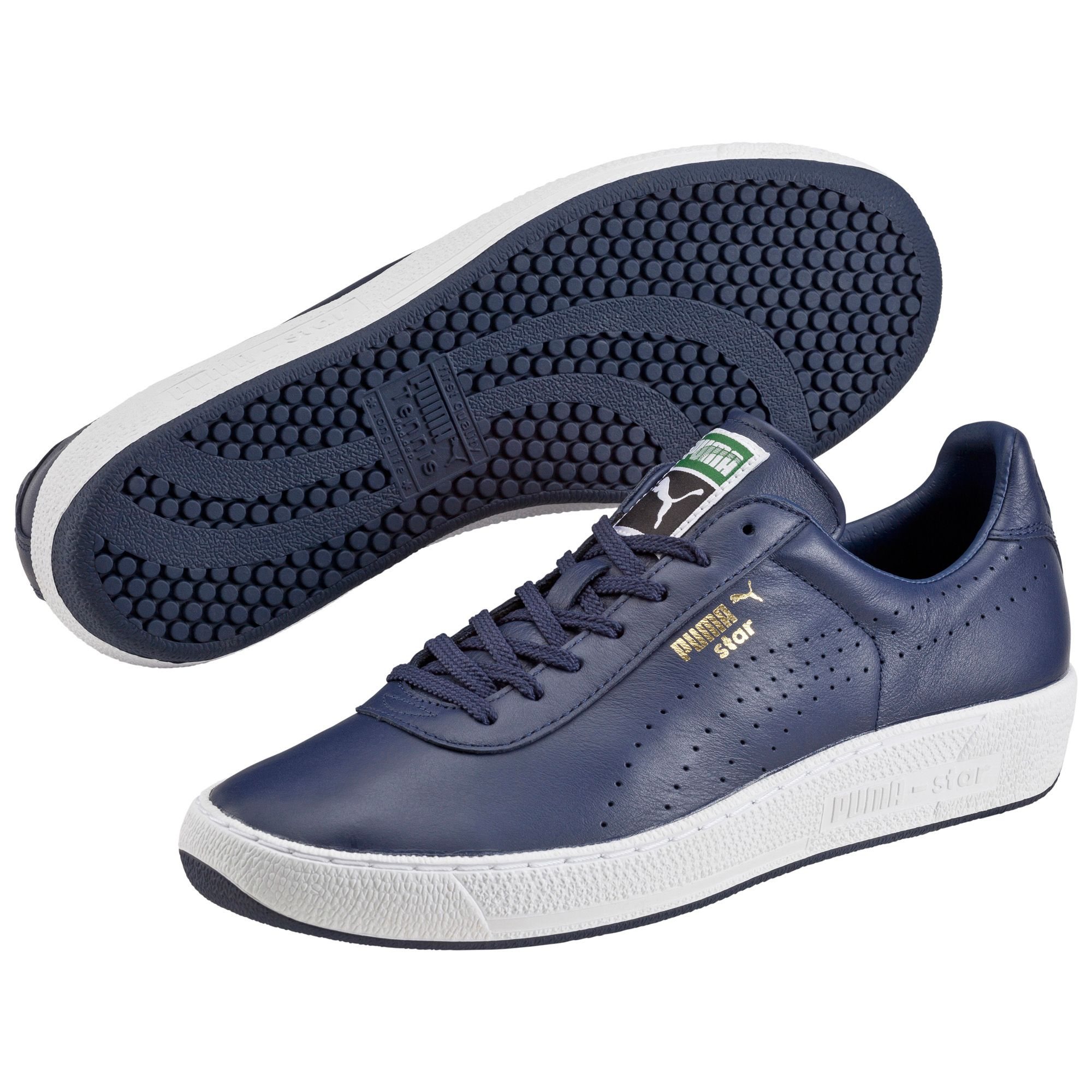 puma star sneaker schuhe turnschuhe sportklassiker herren neu ebay. Black Bedroom Furniture Sets. Home Design Ideas