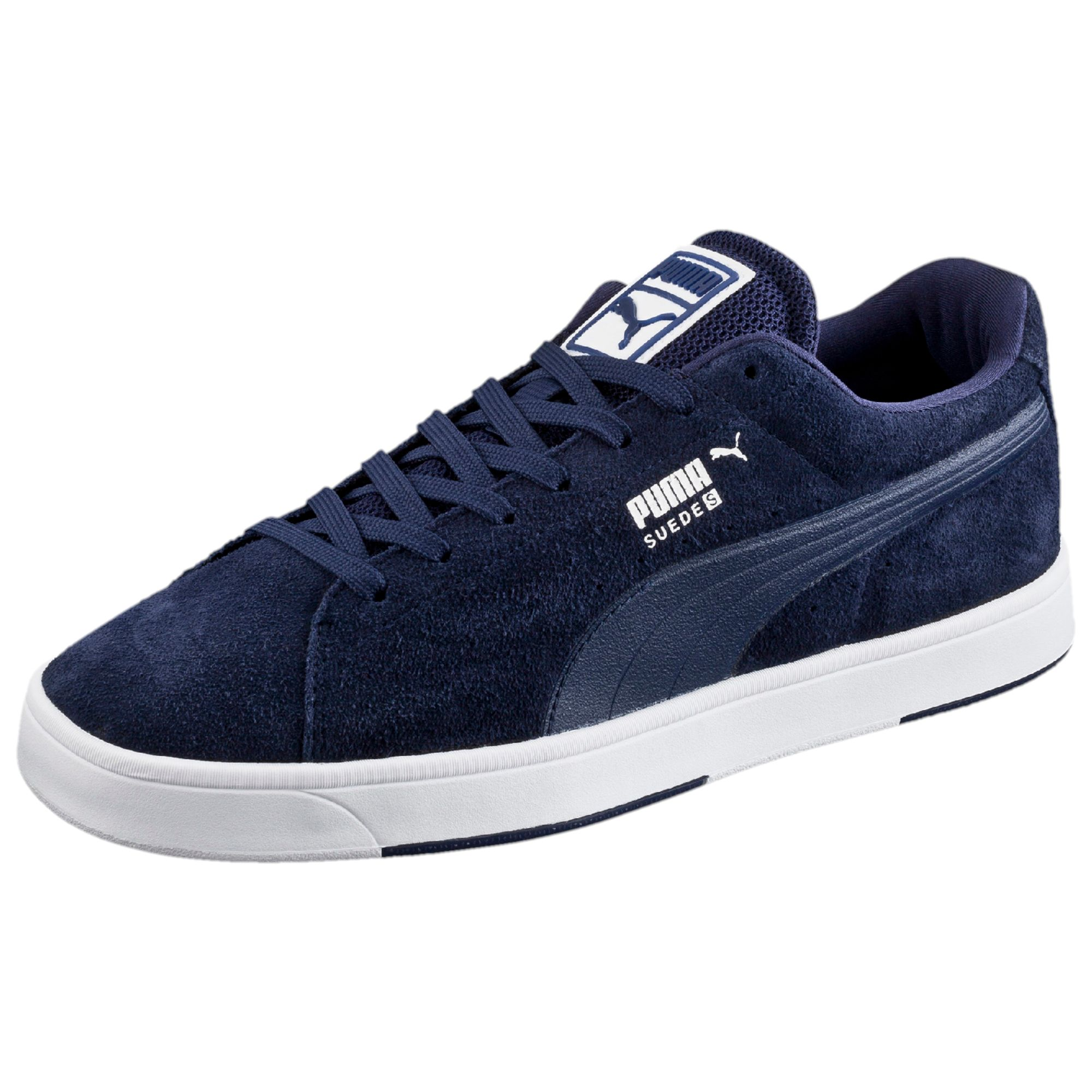 29e663f4db8 PUMA Suede S Modern Tech Trainers Footwear Sneakers Evolution Unisex ...