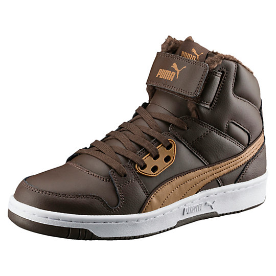 Ботинки Puma Rebound Street Fur