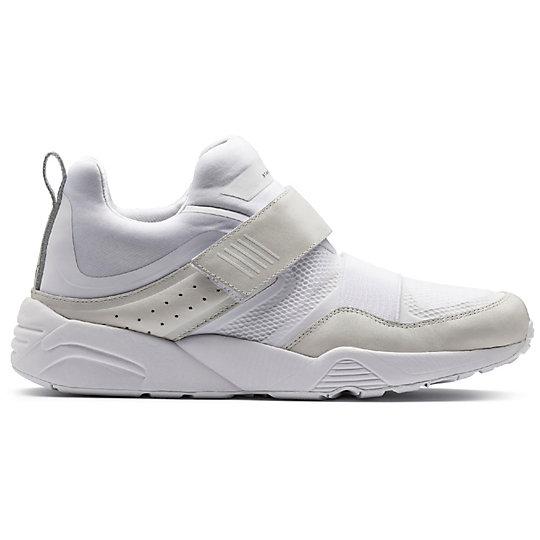 プーマ BLAZE O GLORY STRAP X STAMPD ユニセックス white【靴  メンズシューズ  スニーカー】PUMA プーマ【サイズ 30/ホワイト】メンズ  シューズ  スニーカー