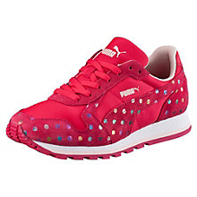 ST Runner Dotfetti Girls Trainers