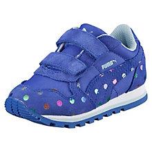 ST Runner Dotfetti Baby Trainers