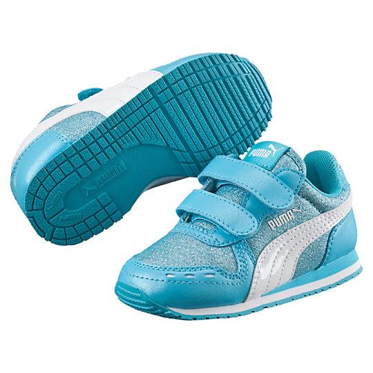 Cabana Racer Glitter Kids Sneakers