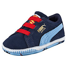 Suede Superman Baby Crib Pack 2