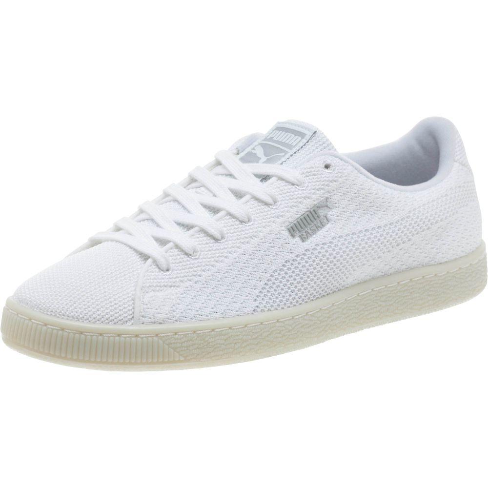 Puma Basket White Ebay