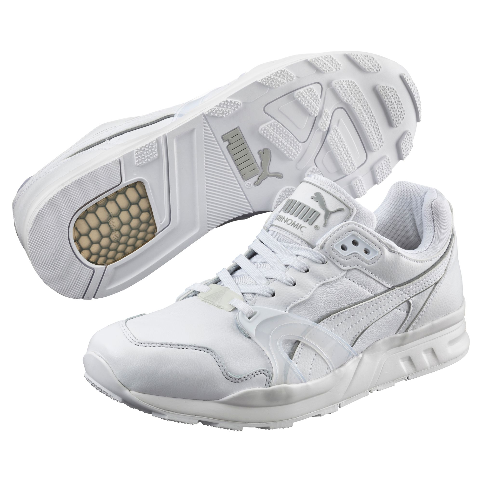 60404fcc5ace PUMA Trinomic XT-1 Reflectriple Trainers Footwear Sneakers Sport ...