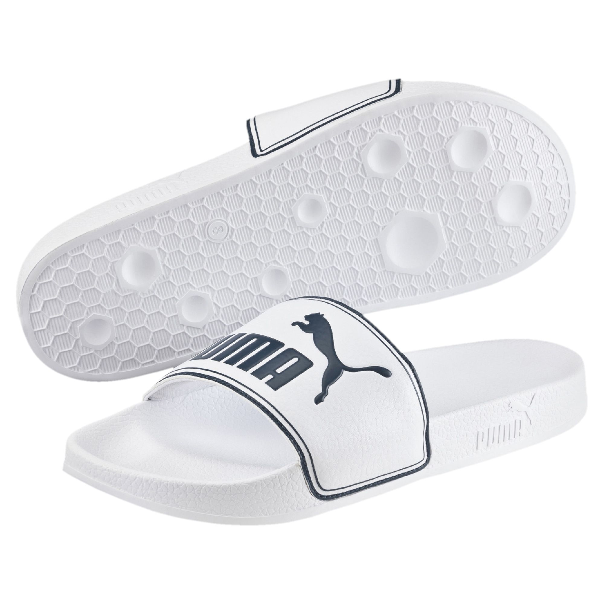 Détails sur PUMA Chaussure de bain Leadcat Slide Unisexe Sandales NatationPlage Neuf