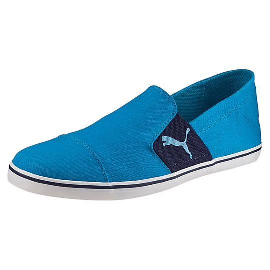プーマ エルス V2 スリッポン ユニセックス blue Jewel-peacoat【靴  メンズシューズ  スニーカー】PUMA プーマ【サイズ 29,25,25.5,26.5/ブルー】メンズ  シューズ  スニーカー