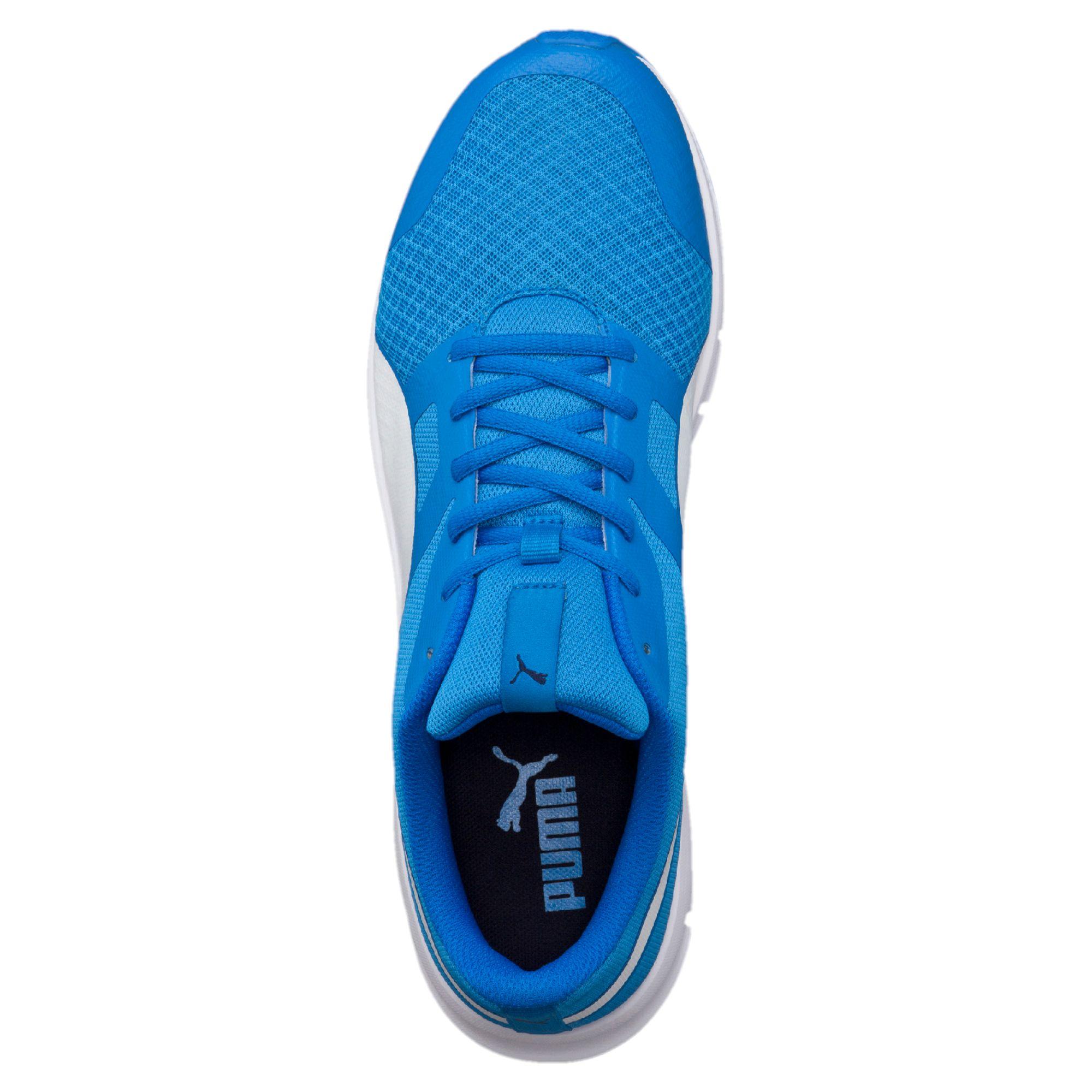 Chaussures Puma Flexracer Basket Neuf Basiques Hommes Ebay qrzrt
