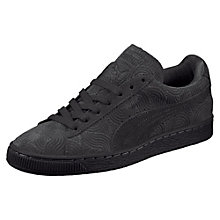 Suede Classic+ Mono Coloured Women's Trainers