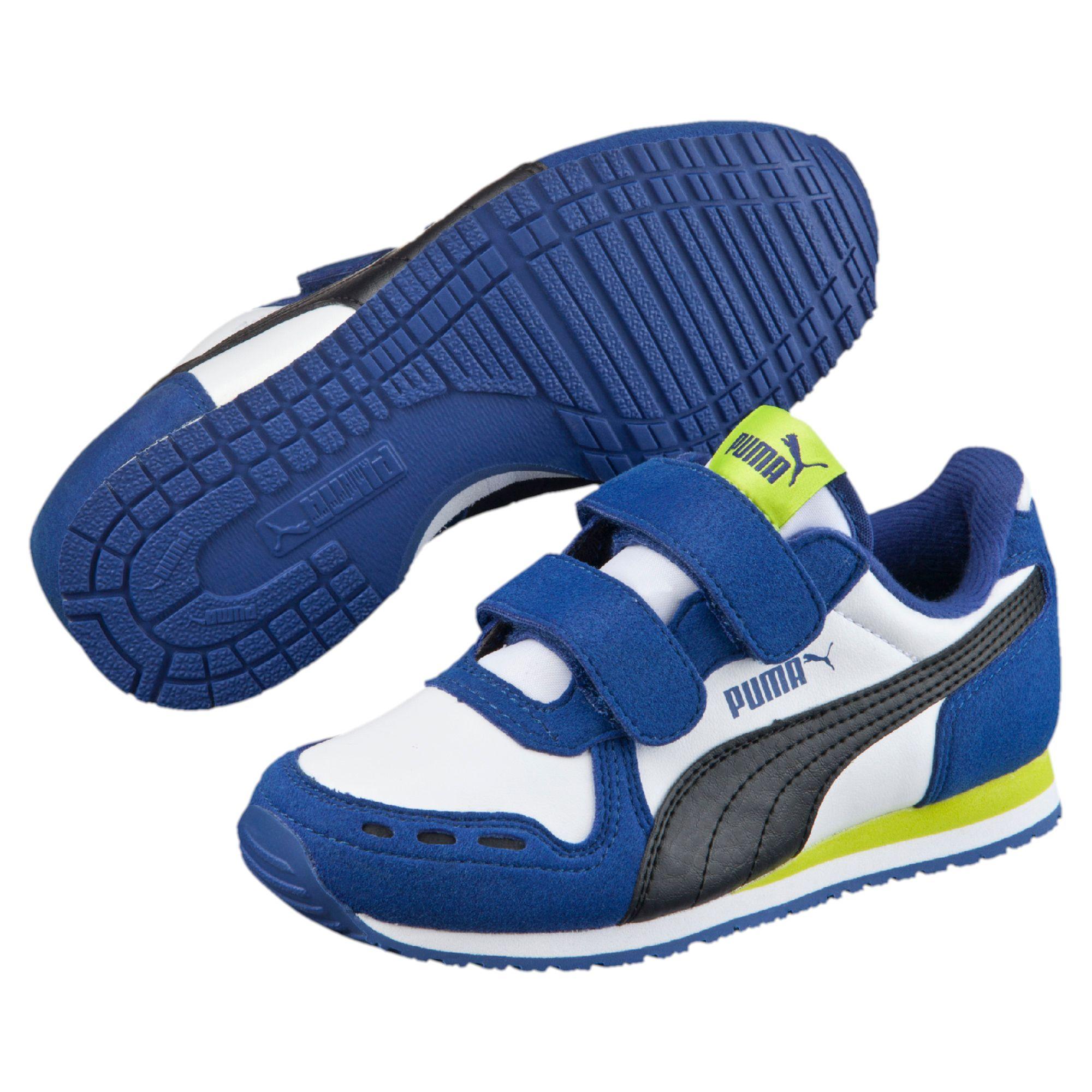 Pumas Cabana Coureur Sneaker V Ps Sl Enfants Unisexe - Blanc - 31 Eu vUcJF5D