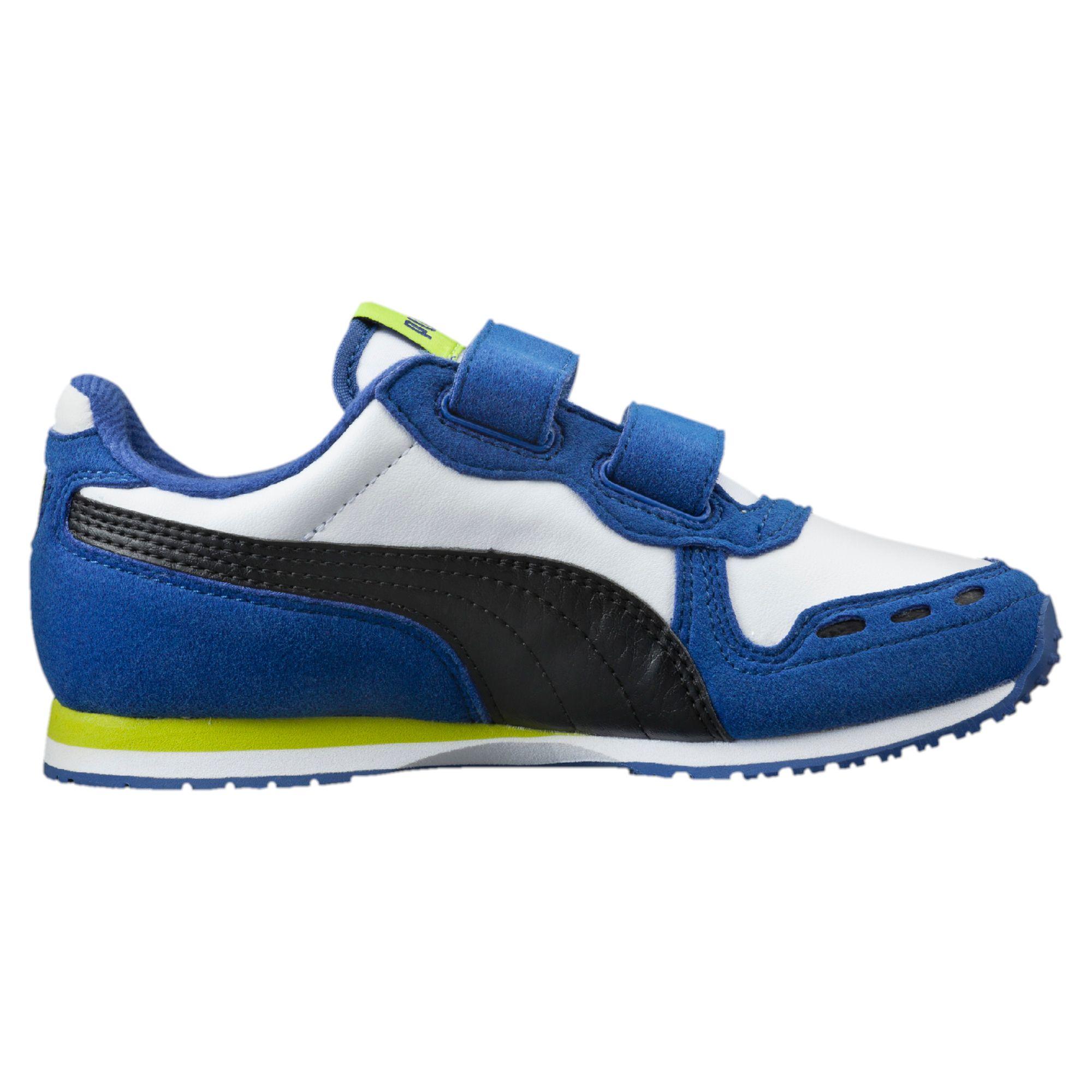 Pumas Cabana Coureur Sneaker V Ps Sl Enfants Unisexe - Blanc - 31 Eu 4FcuW2CI9X