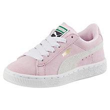 Suede PS Kinder Sneaker