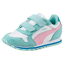 ST Runner Leder V PS Kinder Sneaker