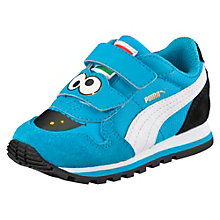 ST Runner Sesame Street® Cookie Monster Baby Trainers