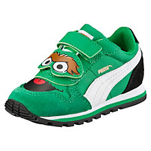 ST Runner Sesame Street® Oscar the Grouch Baby Trainers