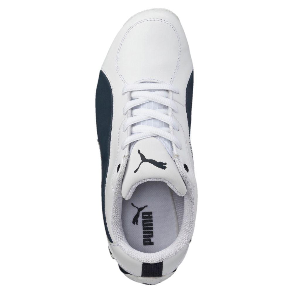 1a9e81b682e974 PUMA BMW Drift Cat 5 L Jr Shoes 7 Team Blue-puma White
