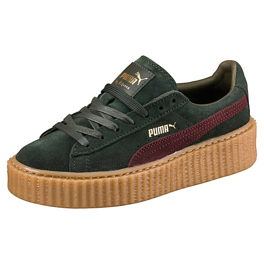 puma rihanna creepers for my daughter puma rihanna. Black Bedroom Furniture Sets. Home Design Ideas