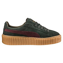 SUEDE CREEPERS