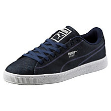 Basket Classic Woven Core Trainers