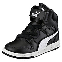 Rebound Street Leather Baby High Tops