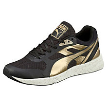 698 IGNITE Metallic Women's Trainers