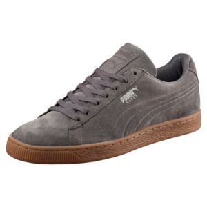Men's Suede Classic Debossed Trainers