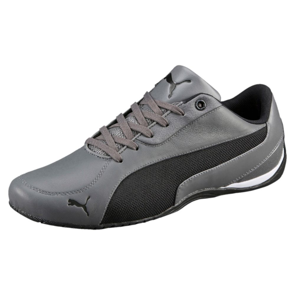 puma drift cat 5 leather men 39 s shoes ebay