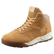 Puma Tan High Tops