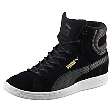 Vikky Mid Twill Women's High Tops