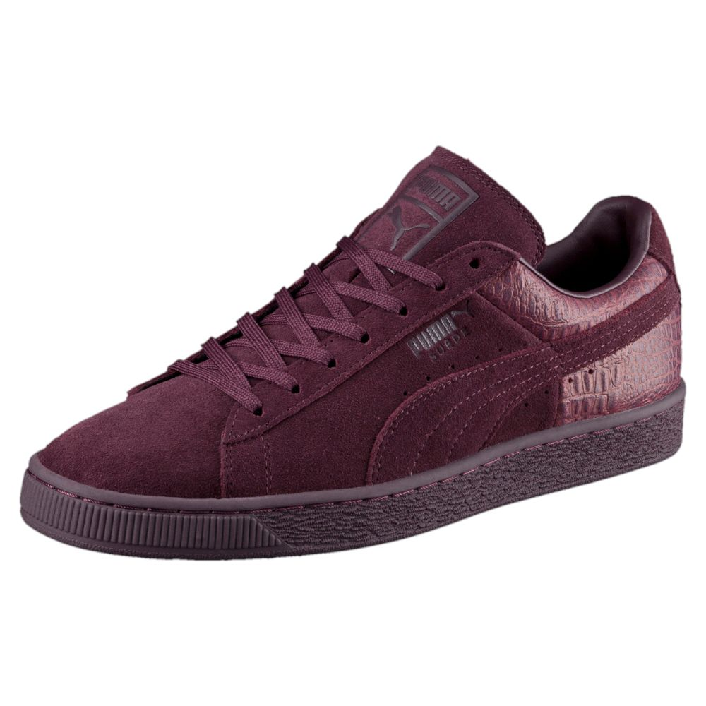 puma suede classic casual emboss men 39 s sneakers ebay. Black Bedroom Furniture Sets. Home Design Ideas