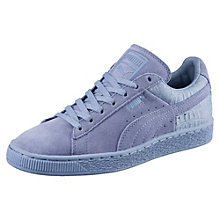Suede Classic Casual Emboss Trainers